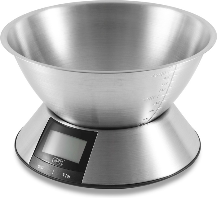 Весы кухонные электронные GIPFEL 5857