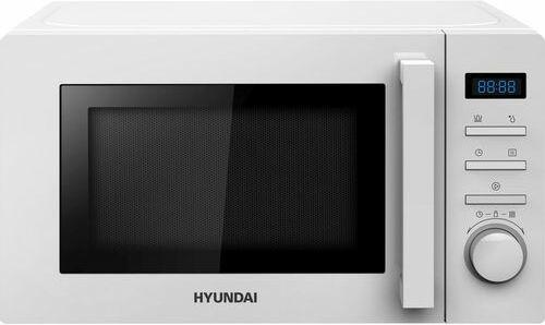 Купить Микроволновую Печь Hyundai HYM-M2060 20л. 700Вт белый в Ситилинк — цена 4 500 рублей