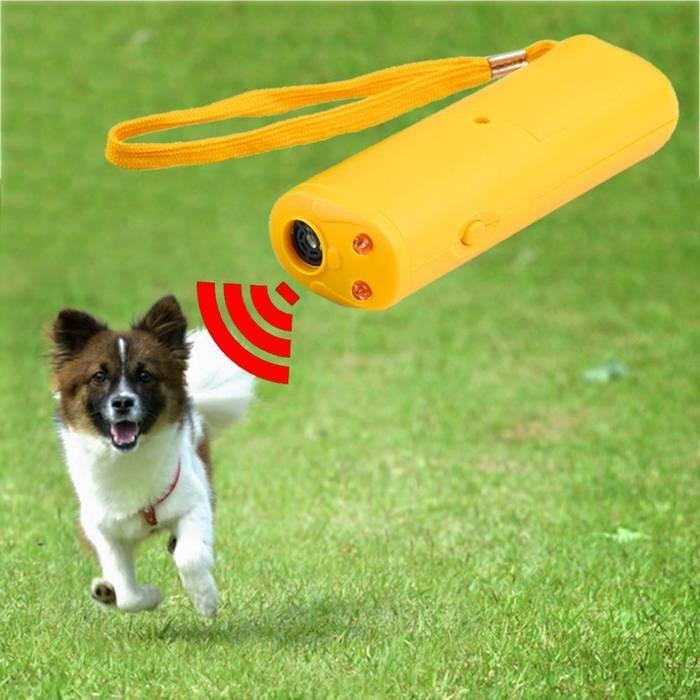 Ультразвуковой отпугиватель собак MELEON