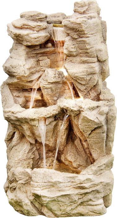 Фонтан Dw-fontain/dwf горка каменная 55х50х101 см